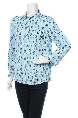 Γυναικεία μπλούζα John Baner, Μέγεθος XL, Χρώμα Μπλέ, Βισκόζη, Τιμή 9,94€