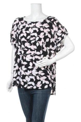Γυναικεία μπλούζα Khoko, Μέγεθος XL, Χρώμα Μαύρο, Πολυεστέρας, ελαστάνη, Τιμή 11,04€