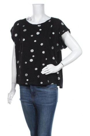 Γυναικεία μπλούζα Khoko, Μέγεθος XL, Χρώμα Μαύρο, Βαμβάκι, Τιμή 10,39€