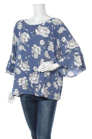 Γυναικεία μπλούζα Khoko, Μέγεθος XL, Χρώμα Μπλέ, Τιμή 10,39€