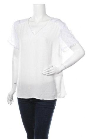 Γυναικεία μπλούζα Kiabi, Μέγεθος XL, Χρώμα Λευκό, Τιμή 9,94€