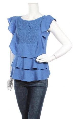 Дамска блуза Lee Cooper, Размер M, Цвят Син, Полиестер, Цена 13,44лв.