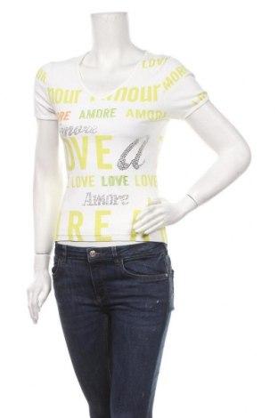 Дамска блуза Luisa Cerano, Размер M, Цвят Многоцветен, 90% памук, 10% еластан, Цена 13,44лв.