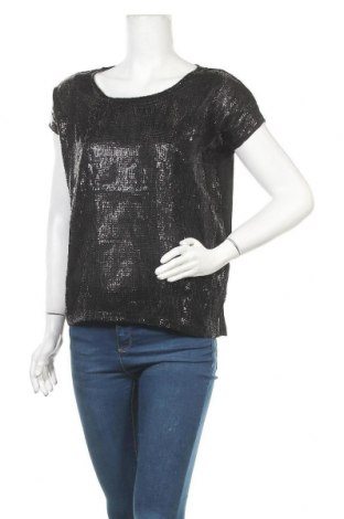 Дамска блуза Modstrom, Размер S, Цвят Черен, 66% полиестер, 34% памук, Цена 3,00лв.
