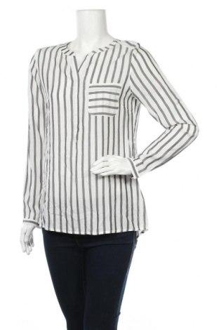 Дамска блуза Multiblu, Размер S, Цвят Бял, Вискоза, Цена 17,33лв.