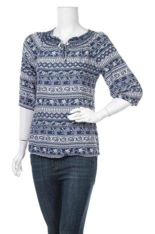 Дамска блуза Multiblu, Размер L, Цвят Син, Вискоза, Цена 8,03лв.