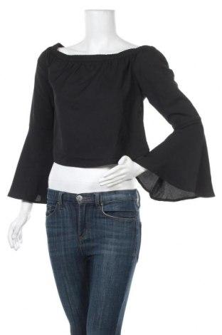 Γυναικεία μπλούζα Na-Kd, Μέγεθος M, Χρώμα Μαύρο, Πολυεστέρας, Τιμή 13,64€