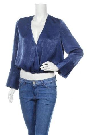 Γυναικεία μπλούζα Na-Kd, Μέγεθος S, Χρώμα Μπλέ, Πολυεστέρας, Τιμή 9,94€