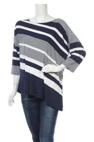 Γυναικεία μπλούζα Noni B, Μέγεθος XL, Χρώμα Μπλέ, 95% βισκόζη, 5% ελαστάνη, Τιμή 10,23€