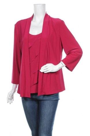 Γυναικεία μπλούζα Noni B, Μέγεθος XL, Χρώμα Ρόζ , 94% πολυεστέρας, 6% ελαστάνη, Τιμή 12,34€