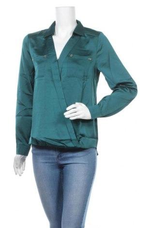 Γυναικεία μπλούζα Oasis, Μέγεθος S, Χρώμα Πράσινο, Πολυεστέρας, Τιμή 16,12€