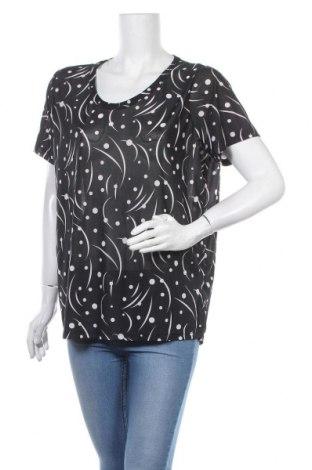 Γυναικεία μπλούζα Okay, Μέγεθος XXL, Χρώμα Μαύρο, 97% πολυεστέρας, 3% ελαστάνη, Τιμή 10,49€