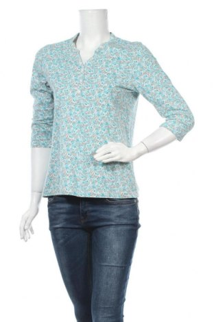 Дамска блуза Paola, Размер M, Цвят Многоцветен, Памук, Цена 7,14лв.