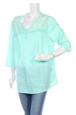 Дамска блуза Paola, Размер XL, Цвят Син, Полиестер, Цена 5,79лв.