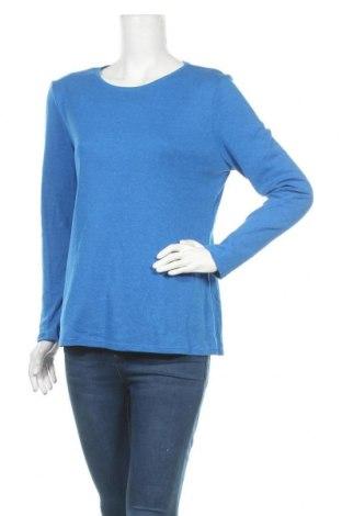 Γυναικεία μπλούζα Papaya, Μέγεθος XL, Χρώμα Μπλέ, 60% βαμβάκι, 40% πολυεστέρας, Τιμή 11,69€
