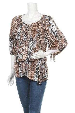 Γυναικεία μπλούζα Patrice Breal, Μέγεθος M, Χρώμα Πολύχρωμο, Τιμή 10,52€