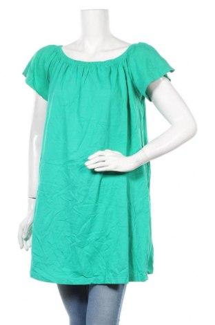 Γυναικεία μπλούζα Red Herring, Μέγεθος XL, Χρώμα Πράσινο, Βαμβάκι, Τιμή 8,18€
