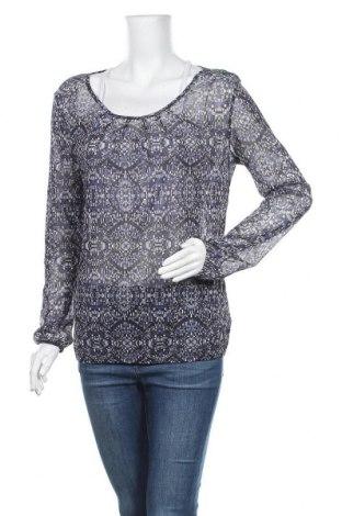 Дамска блуза S.Oliver, Размер L, Цвят Многоцветен, Полиамид, Цена 3,95лв.