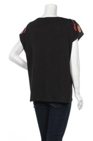 Bluză de femei S.Oliver, Mărime XL, Culoare Negru, 60% bumbac, 40% poliester, Preț 145,56 Lei