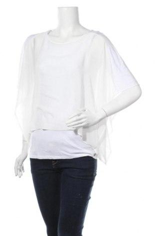 Дамска блуза S.Oliver, Размер S, Цвят Бял, Вискоза, Цена 3,00лв.