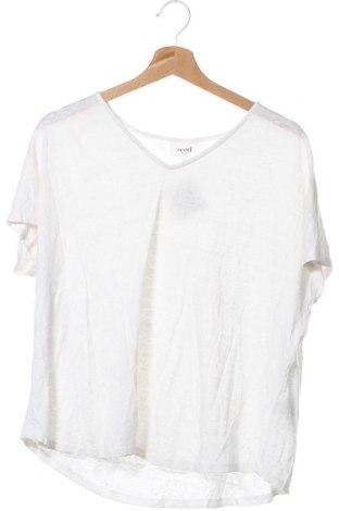 Γυναικεία μπλούζα Seed, Μέγεθος XS, Χρώμα Λευκό, Λινό, Τιμή 8,77€