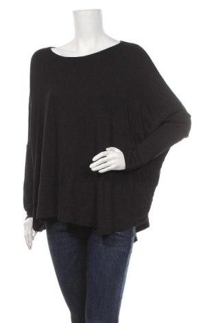 Γυναικεία μπλούζα Seed, Μέγεθος L, Χρώμα Μαύρο, 95% μοντάλ, 5% ελαστάνη, Τιμή 11,04€