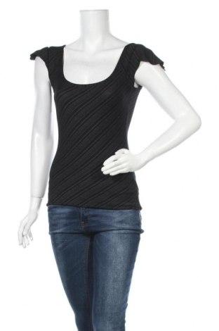 Дамска блуза Stockh Lm, Размер S, Цвят Черен, 87% вискоза, 13% полиамид, Цена 2,00лв.