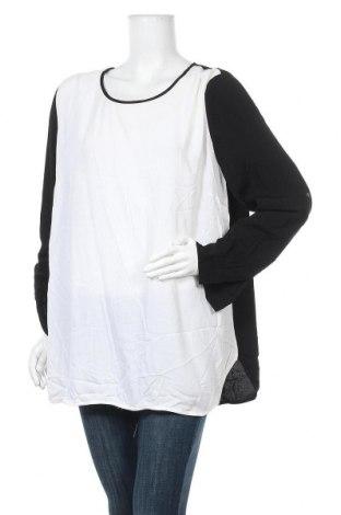 Γυναικεία μπλούζα Sussan, Μέγεθος XL, Χρώμα Λευκό, Βισκόζη, Τιμή 10,39€