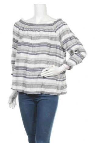 Γυναικεία μπλούζα Sussan, Μέγεθος XL, Χρώμα Γκρί, 99% βισκόζη, 1% μέταλλο, Τιμή 11,69€