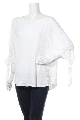 Γυναικεία μπλούζα Sussan, Μέγεθος XL, Χρώμα Λευκό, Βισκόζη, Τιμή 12,34€
