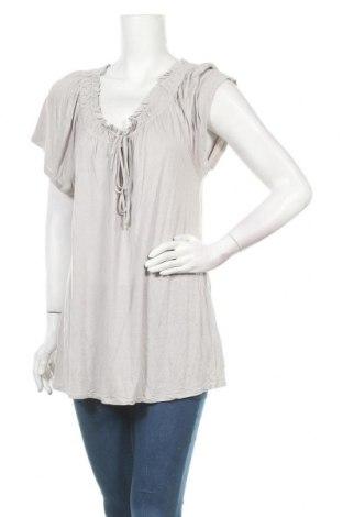 Дамска блуза Sussan, Размер XL, Цвят Сив, Вискоза, Цена 4,20лв.