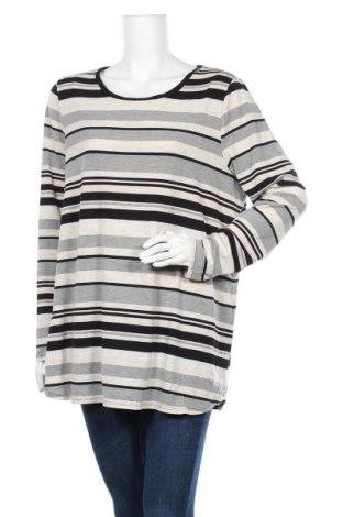 Γυναικεία μπλούζα Sussan, Μέγεθος XXL, Χρώμα Πολύχρωμο, 63% πολυεστέρας, 33% βισκόζη, 4% ελαστάνη, Τιμή 11,72€