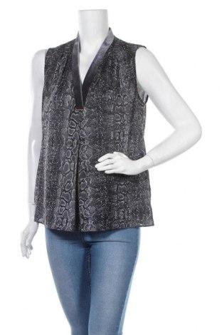 Дамска блуза Tahari, Размер M, Цвят Многоцветен, Полиестер, Цена 24,75лв.