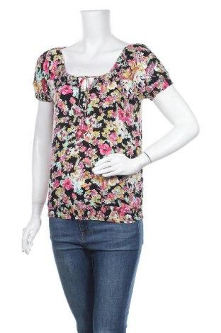 Дамска блуза Tally Weijl, Размер S, Цвят Многоцветен, Вискоза, Цена 5,00лв.