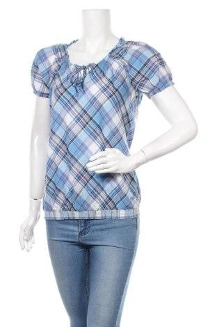 Дамска блуза Tom Tailor, Размер M, Цвят Многоцветен, Памук, Цена 36,75лв.