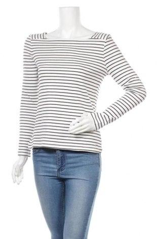 Γυναικεία μπλούζα Tom Tailor, Μέγεθος XS, Χρώμα Λευκό, Βαμβάκι, Τιμή 16,73€