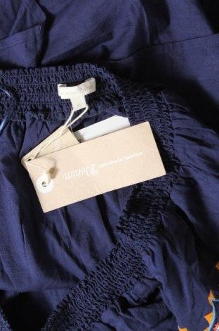 Γυναικεία μπλούζα Tom Tailor, Μέγεθος XL, Χρώμα Μπλέ, Βαμβάκι, Τιμή 26,68€