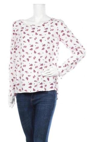 Γυναικεία μπλούζα Tom Tailor, Μέγεθος M, Χρώμα Λευκό, 100% βισκόζη, Τιμή 11,37€