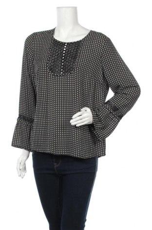 Γυναικεία μπλούζα Un Deux Trois, Μέγεθος M, Χρώμα Μαύρο, Πολυεστέρας, Τιμή 17,66€
