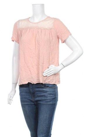 Дамска блуза Vero Moda, Размер XS, Цвят Розов, Вискоза, Цена 5,00лв.