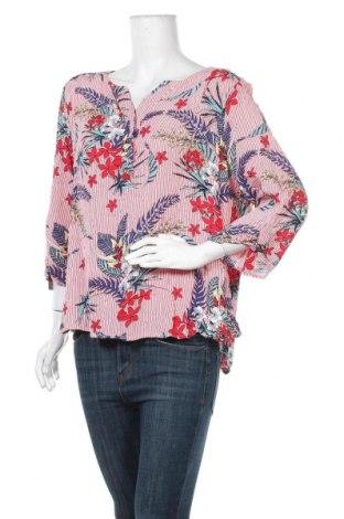 Γυναικεία μπλούζα W. Lane, Μέγεθος XXL, Χρώμα Πολύχρωμο, Βισκόζη, Τιμή 11,69€