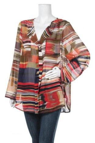 Γυναικεία μπλούζα W. Lane, Μέγεθος XXL, Χρώμα Πολύχρωμο, Πολυεστέρας, Τιμή 11,04€
