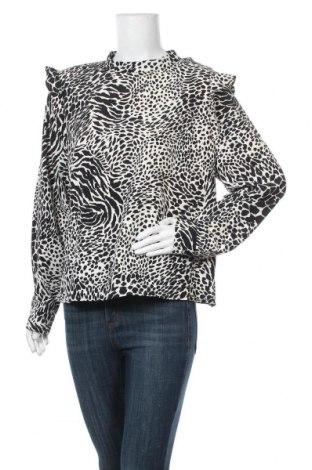 Γυναικεία μπλούζα Warehouse, Μέγεθος XL, Χρώμα Μαύρο, Πολυεστέρας, Τιμή 17,31€