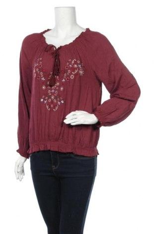 Дамска блуза Yes Or No, Размер S, Цвят Лилав, Вискоза, Цена 4,22лв.