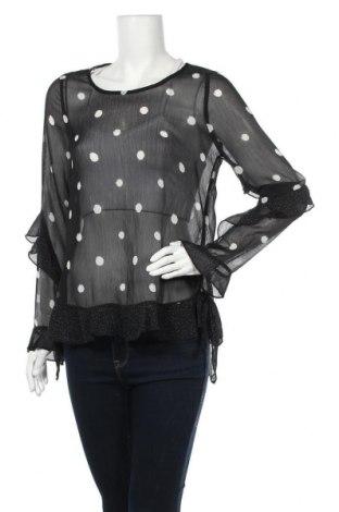 Дамска блуза Yessica, Размер M, Цвят Черен, Цена 5,67лв.