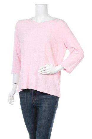 Γυναικεία μπλούζα Your Sixth Sense, Μέγεθος L, Χρώμα Ρόζ , 45% πολυεστέρας, 45% βισκόζη, 10% ελαστάνη, Τιμή 11,72€