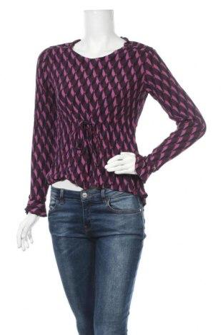 Дамска блуза Zabaione, Размер S, Цвят Многоцветен, 100% вискоза, Цена 13,23лв.