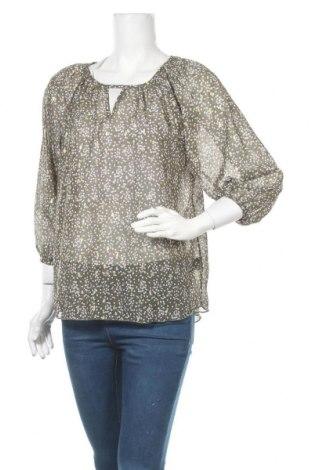 Дамска блуза Zebra, Размер M, Цвят Многоцветен, Полиестер, Цена 3,29лв.
