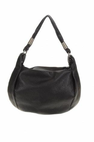 Дамска чанта, Цвят Черен, Естествена кожа, Цена 50,87лв.
