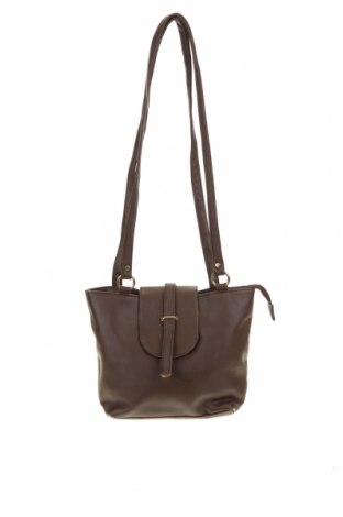 Дамска чанта, Цвят Кафяв, Еко кожа, Цена 18,25лв.